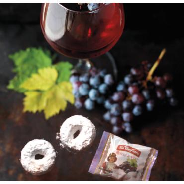 Bandeja Roscos Vino 600 g.
